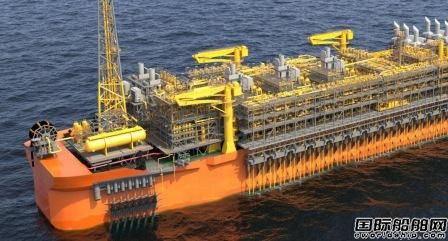 SBM在外高桥造船建造FPSO获11.4亿美元融资