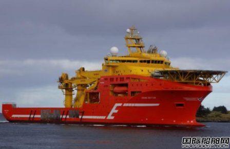 瓦锡兰混合推进方案获Eidesvik海底工程船升级合同