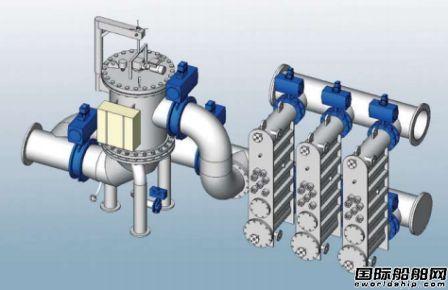 现代重工EcoBallast压载水系统获USCG型式批复