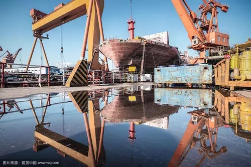 仪征造船业的潮涨、潮落