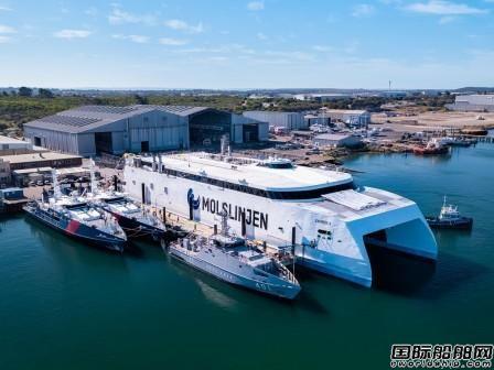 Austal获最大高速双体船设计建造合同