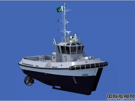 达门与巴基斯坦船厂签署第三艘全回转拖轮合作建造合同