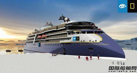 YSA设计公司全面打造邮船可持续绿色巡航