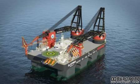 GE助力全球最大起重船