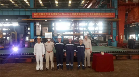 黄埔文冲三厂区四天完成七大生产节点