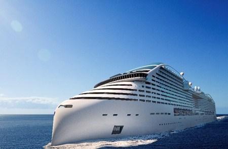 地中海邮轮一船交付一船命名迎来两大里程碑