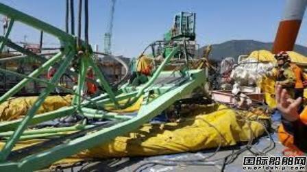 一年2000起事故!外包或成韩国造船业毒瘤