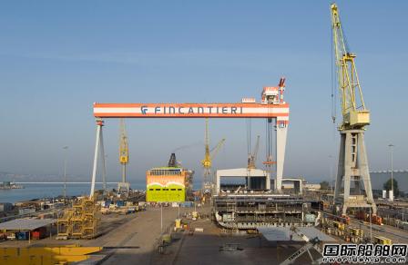 欧洲两大邮轮建造商合并受挫