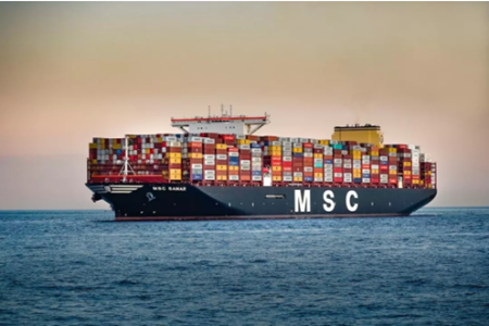 地中海航运无畏市场挑战坚定发展中国业务