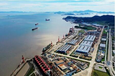 舟山中远海运重工超高压水设备研发初显成效
