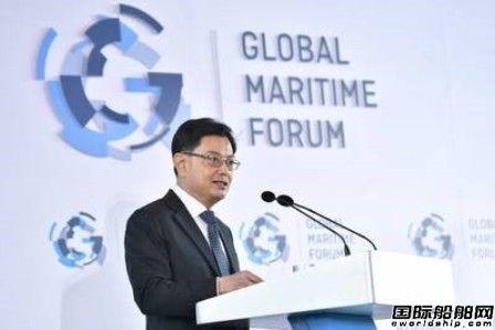 新加坡率先推出digital PORT数字港口服务