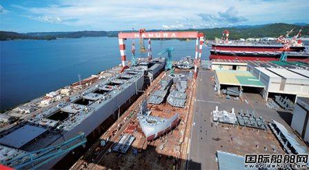 名村造船2019财年上半年亏损扩大