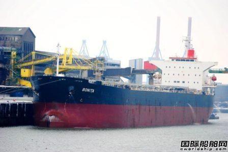 一艘散货船西非遭海盗袭击9名船员被绑架