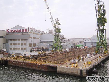 """3年赚50万?日本造船业""""高薪""""抢人"""