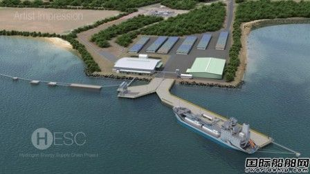 日本将与澳大利亚合作进行世界首次液化氢运输试验