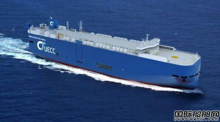 WE Tech为UECC新船提供电池混动方案