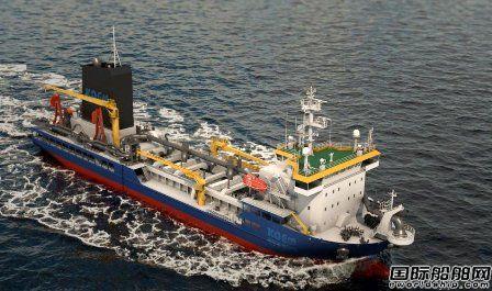 韩进重工将建造韩国首艘超大型溢油回收船