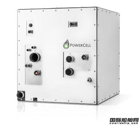 PowerCell推出改进版MS-100燃料电池系统