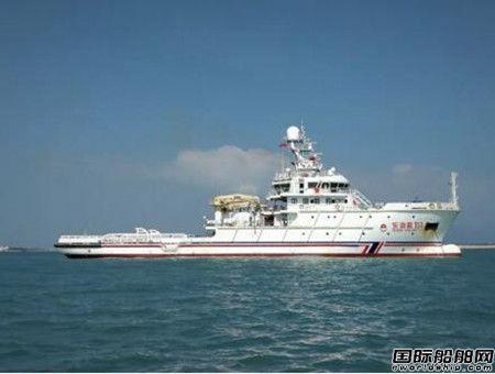 """上船院设计""""东海救151""""轮海试验证各项指标优秀"""