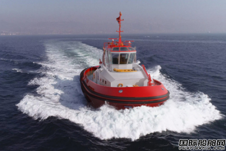 Robert Allan完成一艘新护航拖船设计