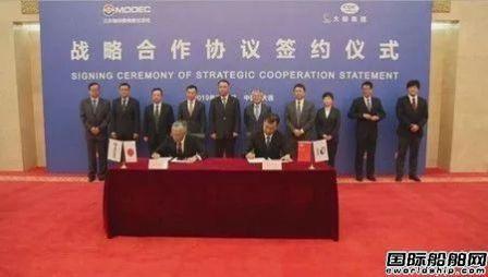 韩媒:中日船企联手遏制韩国造船业