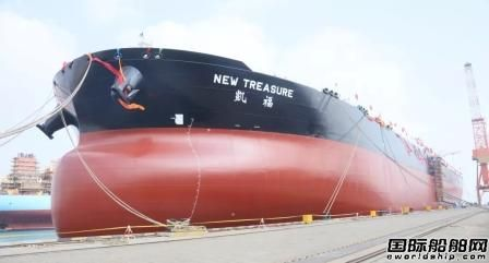招商轮船将订造4艘VLCC