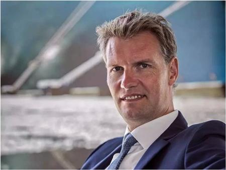 马士基集团首席运营官Søren Toft离职