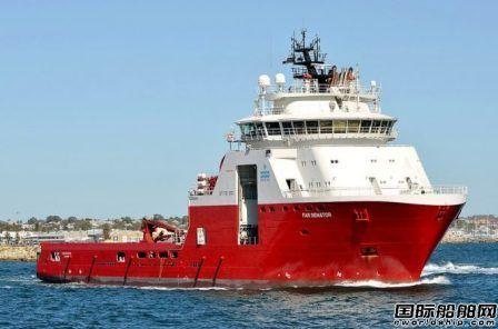 Solstad Offshore六艘海工船获Woodside租约