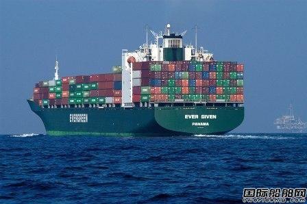 Navis方案获长荣海运两型新建集装箱船合同