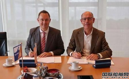 IHC挖泥系统获Van Oord挖泥船合同