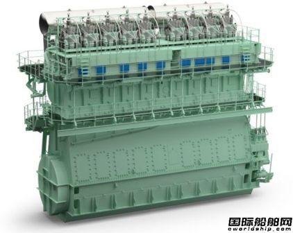 WINGD获长荣海运超大型集装箱船主机订单