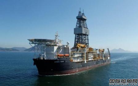 仅1500万美元?巴西国油抛售第六代超深水钻井船