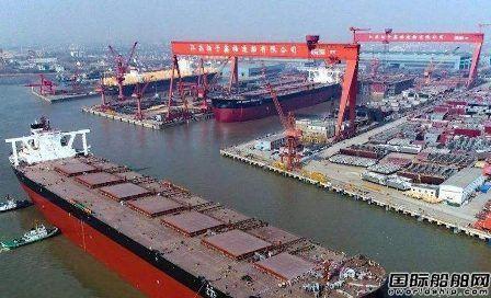 近8亿元!扬子江船业三季度持续盈利