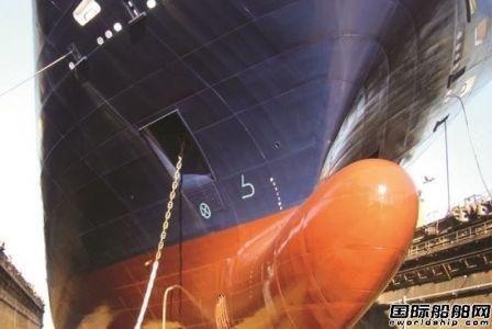 PPG船体涂料试验显著提高船舶航行效率