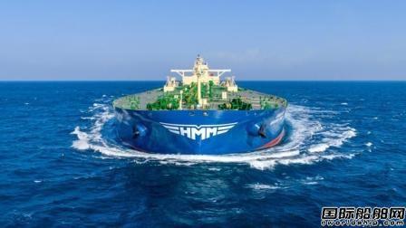 现代商船三季度持续减亏业绩大幅改善