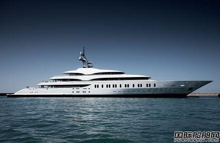 肖特尔助力意大利建造最长游艇