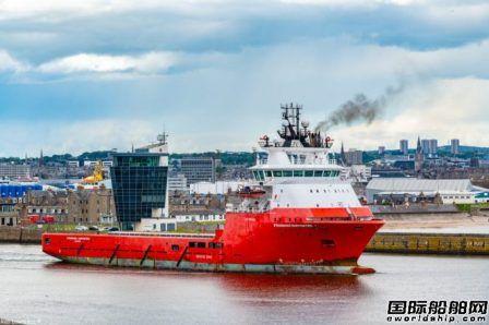 Standard Drilling出售1艘大型PSV