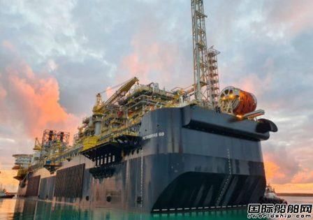 巴西国油今年第4艘FPSO投产