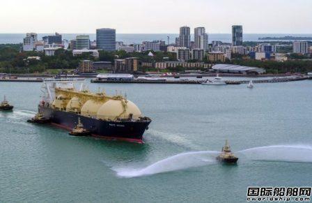Inpex澳州Ichthys LNG项目交付第100船LNG货物