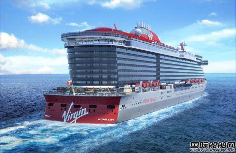 Virgin Voyages第二艘邮轮揭开神秘面纱