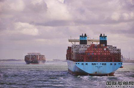 马士基承诺:未来两年不订造新船!