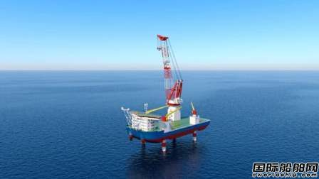 三家日本公司联手投资1.71亿美元订造起重船