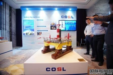 中海油服投入中国海域作业大型装备创历史最高