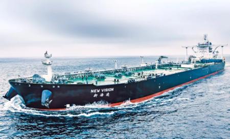 大船集团:VLCC船队驶向全球