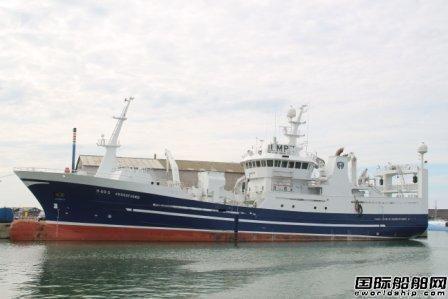 瓦锡兰为挪威渔船改装提供设备