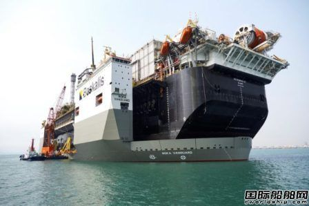 Boskalis再获中国客户1.2亿美元船舶运输大单