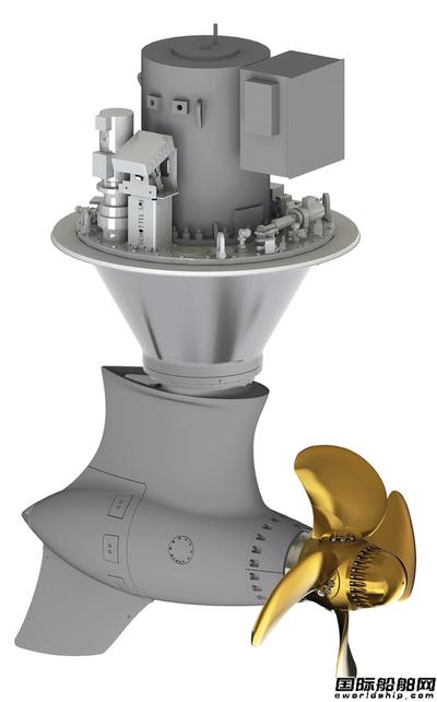 肖特尔获口岸船舶化学品船推进装置配套订单