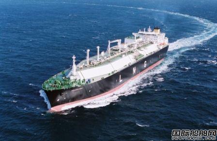 三星重工再获15亿美元LNG船订单