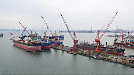 大连中远海运重工前三季度完成脱硫改装项目31艘