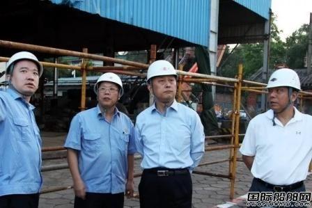 中国船舶董事南大庆辞职